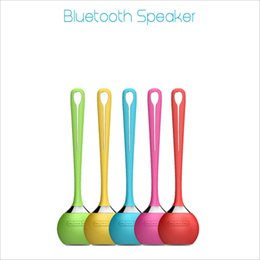 Outdoor Sports Bluetooth Speakers New Mono Spoon Shape Portable Speaker Excellent Sound Quality Wireless Speakers M3