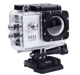 Wholesale SJ4000 Sports DV Waterproof Sport Camera P Full HD High Definition sports DV Camcorder Gopro Style P M Inch LCD CAR DVR