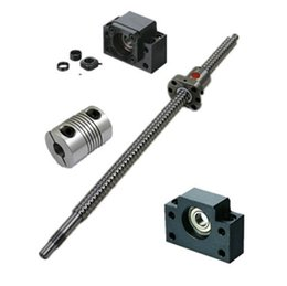 Wholesale antibacklash ball screw C7 BK BF12 mm couplers