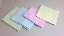 Wholesale Pure Bamboo Fibre Baby Children s Kids Face Bath Washer Cloth Towel New