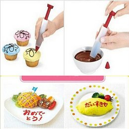 Useful Cookies Cup Cake Cream Chocolate Decorating Pen New Silicone Mini Cake Decorating Pen Cake Decorating Tools