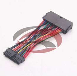 Wholesale New ATX PSU Standard Pin Female to Mini P Male Internal Power Adapter Converter Cable For DELL PC