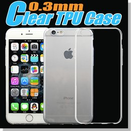 Wholesale For Iphone Case Iphone Plus Case TPU Case Ultra Thin mm Clear Iphone s Case Soft Transparent gel Case Note Back Case Opp Bag