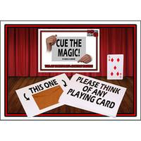 Wholesale Angelo Carbone Cue The Magic PDF format only magic pdf file Send via email mentallism magic
