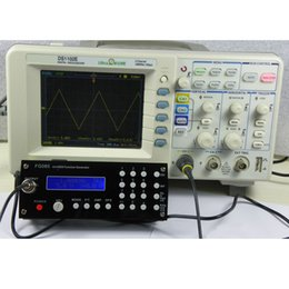 Wholesale Mini DDS Digital Synthesis Function Signal Generator DIY Kit with Panel Sine Square Sawtooth Triangle Wave E0687