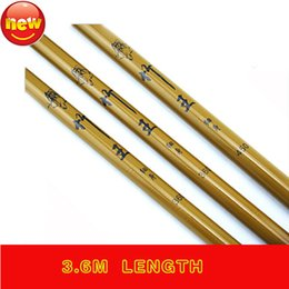 Wholesale 2016 New Arrival Chinese Fishing Rod Bamboo M Carbon Telescopic Carp Fishing Pole Fishing Equipment Ultra Light