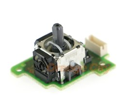 Wholesale NEW Original New Right D Analog Stick Joystick with PCB Board Axis Analog Sensor Module for Wii U GamePad Controller