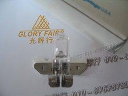 Wholesale Compatible for NARVA V W lamp Zeiss JENA microscope light JC V W PY16 base halogen bulb