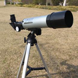 Télescope gros-HD 50mm 90x Monoculaire astronomique avec Portable Tripod Pour Camping Randonnée amateur de plein air Explorez étoiles F50360 à partir de télescope étoiles fabricateur