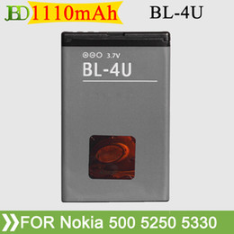 Wholesale NEW BL U BL4U Battery For Nokia C5 C5 Arte E66 E75 c M023 Asha mah batteries