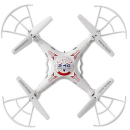 2.4GHZ 4 Channel 4 Rotor RC Quadcopter drone helicopter quadcopter Drone with 2.0MP camera RC helicopter with retail box free DHL