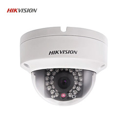 Wholesale Hikvision DS CD3132F IWS Wireless WiFi IP Camera Up to m IR Network Dome Camera Replaced DS CD2132F IWS