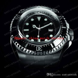 Wholesale Top quality Luxury MM Challenge Ceramic Bezel Sapphire Face Automatic Mens Watch Sport Watches