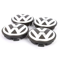 Wholesale DHL mm VW Wheel center caps cover hub Rim cap car badge emblem for volkswagen Touareg T4 T5 P N L6601149B