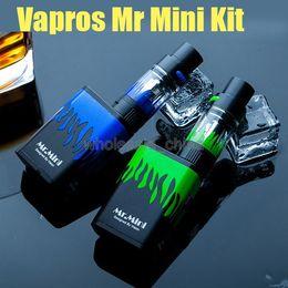Una visión superior en Línea-Visión de calidad superior Vapros Sr. Mini kit de la MOD 15W Kits de cigarrillos E Tiny moda portátil Kit E Cigs VS de Ibox Mini Vape Mods