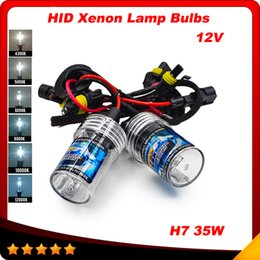 Wholesale Top selling xenon hid conversion kit W H7 V lamp for car headlight Replacement with K K K K K K