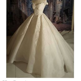 Gorgeous Lace Organza Wedding Dresses 2016 Bridal Gowns Ball Gown Spring Sweetheart New Wedding Gowns Custom Made