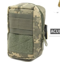 Wholesale The new service pack outdoor military fans EDC small Waist bags Kit Bag Army bag commuter bag admission package waist pouch