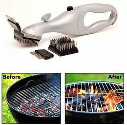 Wholesale Big Promotion Grill Daddy Revolutionary Grill Cleaning Tool Grill Daddy Steam Cleaner BBQ Grill Brush