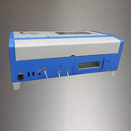 New 110 220V 50W 200*300mm Mini CO2 Laser Engraver Engraving Cutting Machine 3020 Laser with USB Sport Support Win7