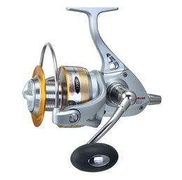 Wholesale RYOBI CARNELIN full matel body fishing reel Top quality salt water reels Trolling Reel