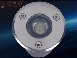 1X3W CE&RoHS AC110V 220V LED Outdoor Underground Lamp Waterproof IP65 LED Spot Floor Garden Yard LED underground light