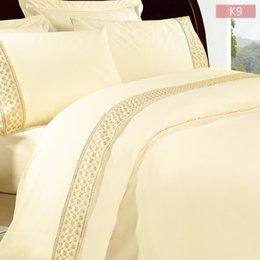 Wholesale Home textile duvet cover set bedding set lace bedding quilt cover set king queen size jogo de cama capa de edredon cover set