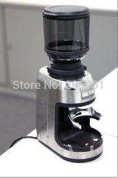 Wholesale Professional commercial Welhome Espresso conical burr Grinder ZD WPM PRO Conical Burrs Lampu LED coffee mill