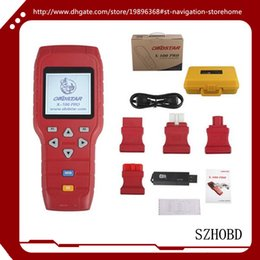 Wholesale OBDSTAR X PRO Auto Key Programmer C D Type for IMMO Odometer OBD Software Support EEPROM Function Fast Express Shipping