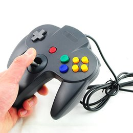 USB Game Controller Joypad Joystick Gaming For Nintendo N64 PC Mac