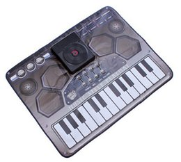 Wholesale Touch Sensitive DJ Music Style Playmat Set Musical Instruments Piano