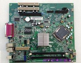 Wholesale-Free shipping 100% original motherboard for Dell OptiPlex 330 DDR2 LGA 775 Desktop PC computer motherboard