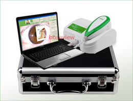Free DHL UPS Shipping 5.0 MP High Resolution USB Digital Iris Analyzer, Iriscope, Iridology Camera, Iris Diagnosis System 900U