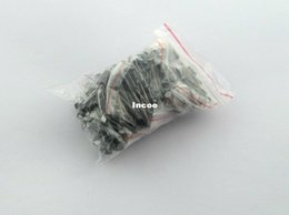 Wholesale 120pcs uF to uF Aluminum Electrolytic Capacitor Assortment kit pack values