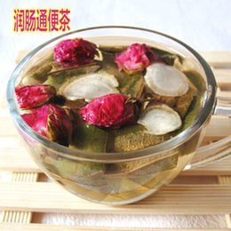 Wholesale Bags herbal tea american ginseng rose cassia lotus leaf bowel tea detoxifies