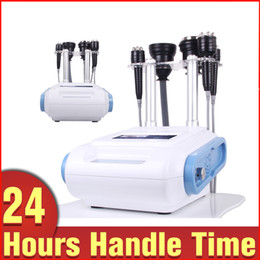 RF Radio Frequency Ultrasonic Cavitation Vacuum Body Fat Reduction Body Slimming Beauty Machine With Fat Caliper