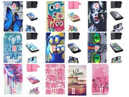 Wholesale For Apple Ipod Touch Touch6 Touch5 D OWL Minions Wallet Leather Case Pouch Card TPU Stand Butterfly Marilyn Monroe Elephant skin Luxury