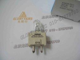 Wholesale Osram V W BELLAPHOT Germany NAED GY9 bulb ANSI FDT LIF A1 display optic v100w halogen lamp