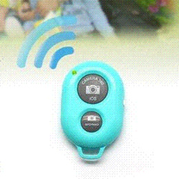 Wireless Selfie Bluetooth Remote Shutter Control Self-timer remoto controle da For Android IOS Samsung Phone Shutter Release