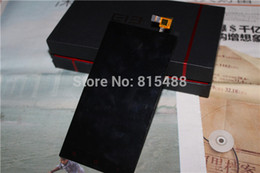 Wholesale New Original authentic new Elephone P2000 LCD Monitor TP factory direct Elephone P2000 Touch Screen LCD Monitor Kit