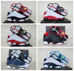 2015 Retro 13 Low Hornets Bred Grey Toe Flints Grey White Red He Got Game Mens Basketball Shoes 13S Sports Shoes Sneakers For Sale 8-13