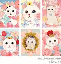 108pcs lot=36designs Sweet Cat postcards   Greeting Cards   Post Cards CH-5040301