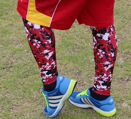 2015 new leg sleeve Compression Running Leg Sleeves Calf Shin Splint Womens Mens Socks Track neon