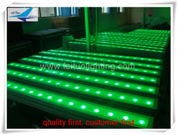feituo lighting stage lighting 18x3w rgb outdoor led wall washer dmx led light outdoor
