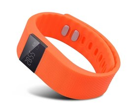 Wholesale 2015 TW64 Smart Bracelet Bluetooth Smart Wristbands smart watch Waterproof Passometer Sleep Tracker Function for android ios system DHL