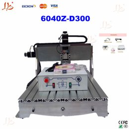 Wholesale Tax to Russia CNC Z D300 cnc engraving machine for plaques and awards