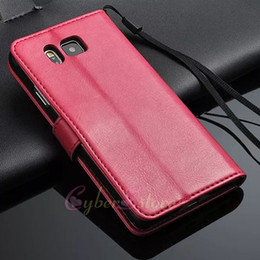 Wholesale For Galaxy Alpha Vintage Retro Wallet Leather Case With Photo Frame Card Holder Cover For Samsung G8508S G850F