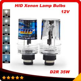 Wholesale 1 pair auto car light d2r Xenon bulbs W v d2r bulb car headlights xenon d2r bulb w xenon lamp d2r