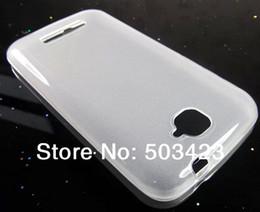 Alcatel C7 Case,New Matte Soft TPU Gel Skin Case For Alcatel One Touch Pop C7