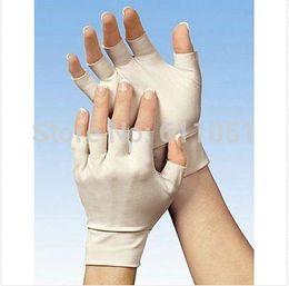 Wholesale New hot sale Arthritis Gloves Carpal Hand Ache Pain Rheumatoid THERAPY Health Care